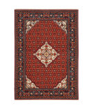 Oriental Weavers Lilihan 001c6 Red - Blue Area Rug