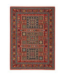 Oriental Weavers Lilihan 002C6 Red - Multi Area Rug
