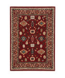 Oriental Weavers Lilihan 043S6 Red - Black Area Rug