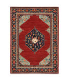 Oriental Weavers Lilihan 5503m Red - Blue Area Rug
