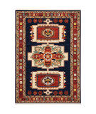 Oriental Weavers Lilihan 090B6 Blue - Red Area Rug