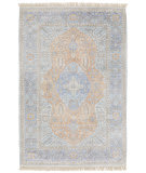 Oriental Weavers Malabar 45301 Blue - Red Area Rug