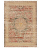 Oriental Weavers Toscana 9564A Ivory - Orange Area Rug