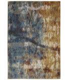 Oriental Weavers Venice 8123X Blue - Gold Area Rug