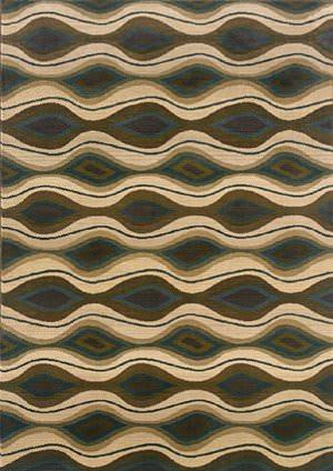 Oriental Weavers Odyssey 4443D  Area Rug