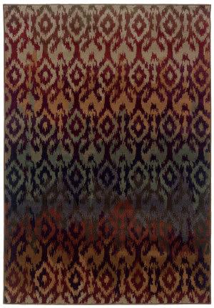 Oriental Weavers Adrienne 3809g  Area Rug