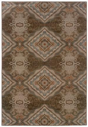 Oriental Weavers Adrienne 3840e  Area Rug