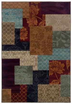 Oriental Weavers Adrienne 4198a  Area Rug