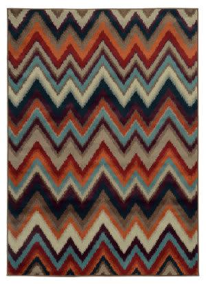 Oriental Weavers Adrienne 4205d Multi Area Rug