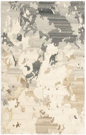 Oriental Weavers Anastasia 68009 Beige - Charcoal Area Rug