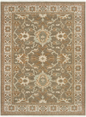 Oriental Weavers Anatolia 1331h Brown - Ivory Area Rug
