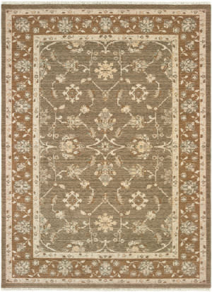 Oriental Weavers Anatolia 561w3 Grey - Gold Area Rug