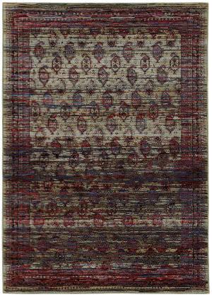 Oriental Weavers Andorra 7122d Multi Area Rug