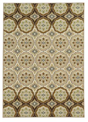 Oriental Weavers Arabella 15868 Ivory Area Rug