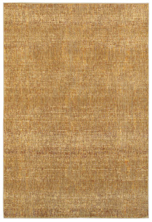 Oriental Weavers Atlas 8033r Gold - Yellow Area Rug