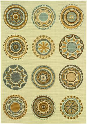 Oriental Weavers Bali 3162u Ivory Area Rug