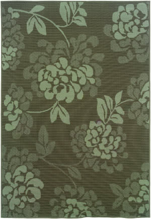 Oriental Weavers Bali 4335b Grey Area Rug