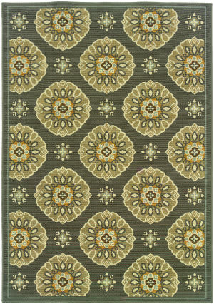 Oriental Weavers Bali 5863n Warm Grey Area Rug