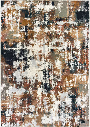 Oriental Weavers Bowen 4928x Grey - Gold Area Rug