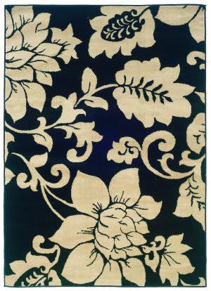 Oriental Weavers Camden 2235b Black/Ivory Area Rug