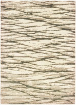Oriental Weavers Carson 9671c Ivory - Sand Area Rug