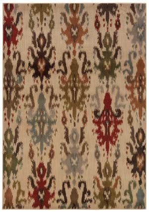 Oriental Weavers Casablanca 4437a  Area Rug