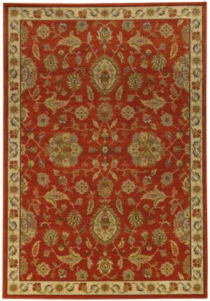 Oriental Weavers Casablanca 5317d Beige / Multi Area Rug