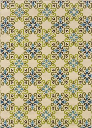 Oriental Weavers Caspian 3331W Multi Area Rug