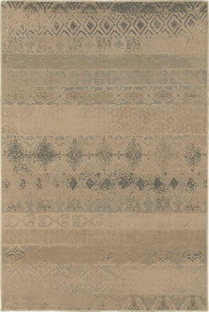 Oriental Weavers Chloe 3691h Tan Area Rug