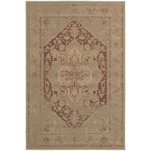 Oriental Weavers Chloe 4694k Tan Area Rug