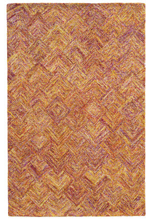 PANTONE UNIVERSE Colorscape 42113 Sunflower Area Rug