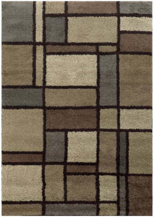 Oriental Weavers Covington 5502i Beige / Midnight Area Rug
