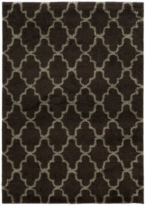 Oriental Weavers Covington 091k6 Midnight / Grey Area Rug