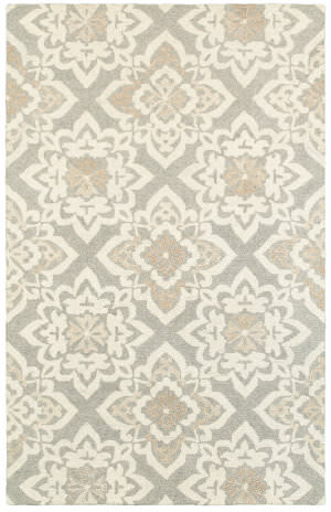 Oriental Weavers Craft 93004 Grey - Sand Area Rug
