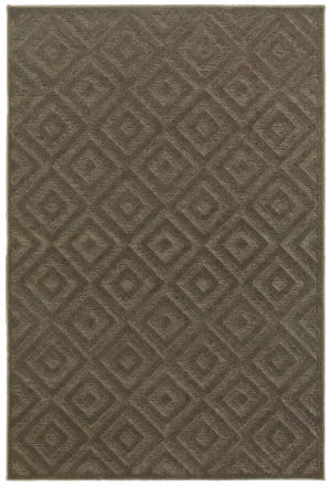Oriental Weavers Elisa 114n2 Brown Area Rug