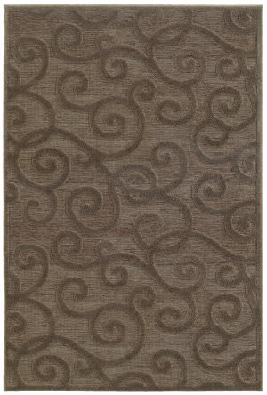 Oriental Weavers Elisa 119n2 Brown Area Rug