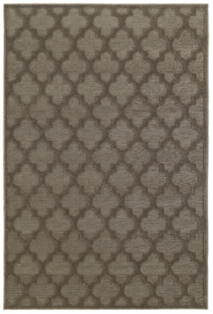 Oriental Weavers Elisa 8021n Brown Area Rug