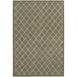 Oriental Weavers Ellerson 90e Grey Area Rug