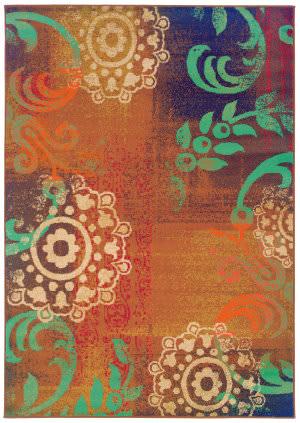 Oriental Weavers Emerson 2822a  Area Rug
