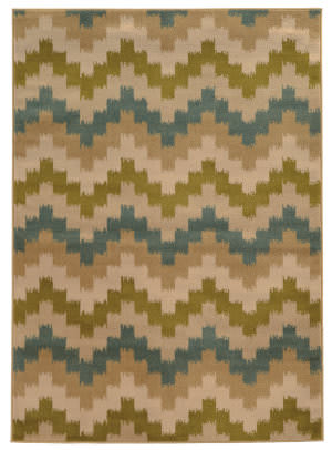 Oriental Weavers Emerson 4876c Beige/Tan Area Rug