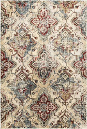 Oriental Weavers Empire 30j Ivory - Gold Area Rug