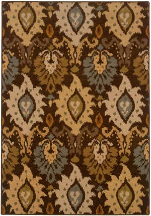 Oriental Weavers Ensley 8020D  Area Rug