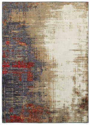 Oriental Weavers Evolution 8001a Ivory - Multi Area Rug