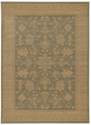 Oriental Weavers Foundry 597y5 Blue Area Rug