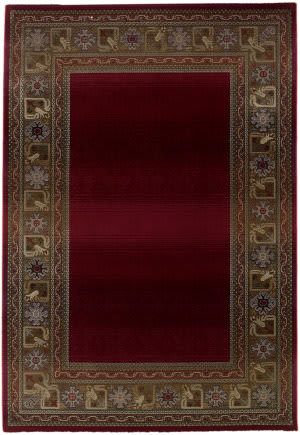 Oriental Weavers Generations 3436r  Area Rug