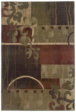 Oriental Weavers Generations 8007A  Area Rug