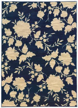 Oriental Weavers Harper 78969 Blue / Beige Area Rug