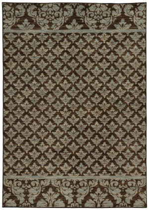 Oriental Weavers Harper 78994 Brown / Blue Area Rug