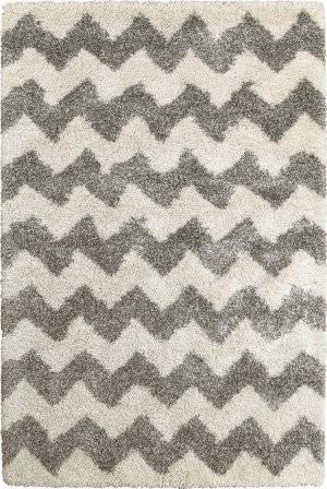 Oriental Weavers Henderson 625w Grey - Ivory Area Rug