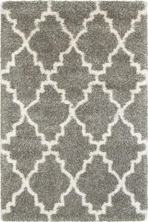 Oriental Weavers Henderson 92e Grey - Ivory Area Rug